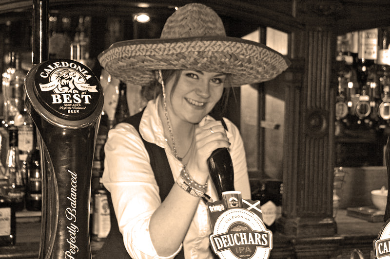 BennetsBarmaid